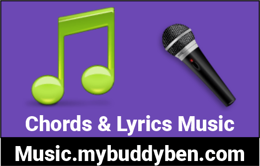 Chords and lyrics to songs