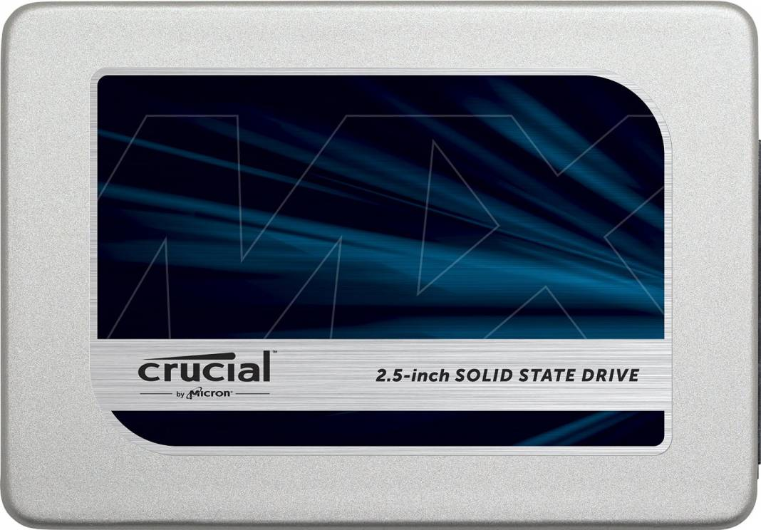 Crucial MX300 525GB SATA 2.5 Inch Internal Solid State Drive