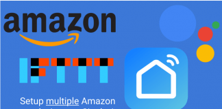 How to setup multiple smart devices from Amazon to Google Assistant alexa and IFTTT with Smart Life