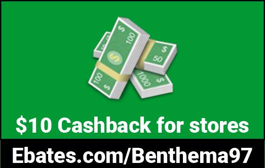 cashback ebates